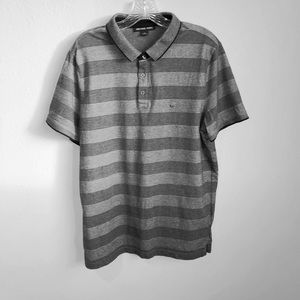 Michael Kors Cotton Grey Polo